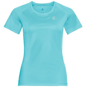 Odlo Essential Light T-Shirt S/S Crew Neck Women, turquoise